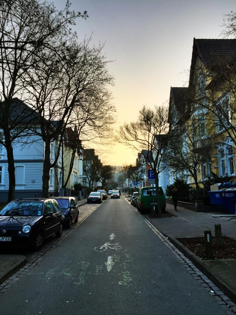 Goldbach - Richtung Stapenhorststraße