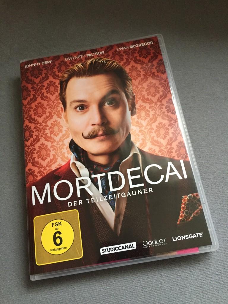 DVD - Mortdecai